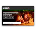 CHILI.tv: 25,- € Gutschein  Filme downloaden oder streamen