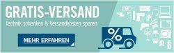 Cyberport: Heute und morgen gratis Versand