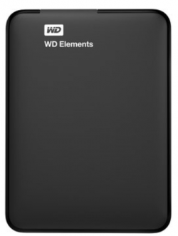 euronics: Western Digital Elements Portable USB 3.0 (1,5TB) Externe Festplatte für 59€ (PVG: 114,99€)