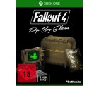 Fallout 4 – Pip-Boy Edition (100% Uncut) XBOX One für 106,79€ durch 20% Gutschein [idealo 124,99€] @Thalia.at