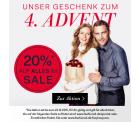 Fashion ID: 20 Prozent Rabatt auf alles im Sale mit Gutschein ohne MBW