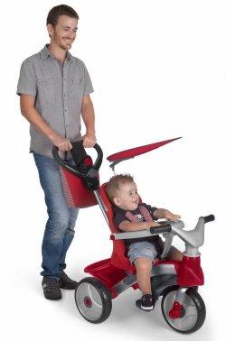 Feber 800009473 – Baby Trike Easy Evolution, Dreirad 8 Vier in einem ) für nur 35,93€ inkl. Versand [idealo 129,99€] @Amazon