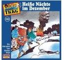 Google Play: TKKG – Folge  150: Heiße Nächte im Dezember (Hörbuch) gratis