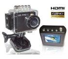 HD PRO 1 Full HD Action Cam mit Gutscheincode für 46,45 € (65,80 € Idealo) @Allyouneed