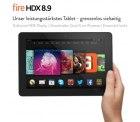 Kindle Fire HDX 8.9 Tablet WLAN + 4G LTE Kundenretoure wie neu für 169,- € [ Idealo 203,89 € ] @ eBay