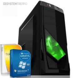 Komplett PC mit AMD A8-7600, 16GB RAM, 128GB SSD, 500GB HDD, Win 7 für 379,90€ @eBay