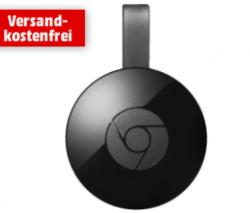 Media Markt: Google Chromecas inkl. 15€ Playstore Guthaben für 39€ (PVG: 54€)