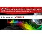 Medion Neujahr-Gutschein über 20,16€   (MBW 246€)