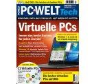 PC-WELT Sonderheft Tech – Virtuelle PCs – kostenlos downloaden statt 9,90 Euro
