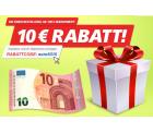 Real: 10 Euro Rabatt auf alles ab 100 Euro Warenwert mit Gutschein