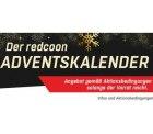 Redcoon Adventskalender – Täglich mehrere Technik-Deals