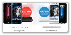 Samsung Galaxy S6 Star Wars Galaxy of Heroes Edition ( Limitiert auf 500 Stück ) für 499€ @Samsung