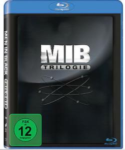 Saturn (auf ebay): Men in Black – Trilogie – (Blu-ray) für 9,99€ (PVG: 15,29€)