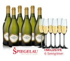 Schnapper bei ebrosia: 6 Flaschen Alberto Prosecco + 6 Sektgläser für nur 35,90€ mit Gutschein