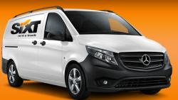 Sixt: Transporter für 2€/Stunde leihen (bis max. 4 Stunden)