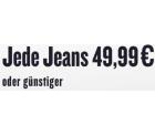 Tom Tailor online: jede Jeans 49,99 oder günstiger