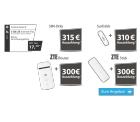 Vodafone Data Go M mit 3GB LTE Flat für 4,37 € mtl. statt 17,49 € (durch 315,00 € Auszahlung) @Logitel