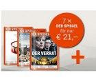 15€ Amazon Prämie oder Abus Schloss: 7 Ausgaben DER SPIEGEL für nur 21€ @spiegel.de