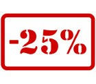 25% Gutschein auf alle Produkte durch Newsletter-Anmeldung für den BTR Direct Ltd Online-Shop @Amazon