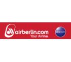 Airberlin: 24% auf alle Flüge (nur am 16. und 17.  Januar buchen)