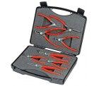 Amazon: Knipex 8-tlg. Präzisions-Sicherungs-Ringzangen-Set im Koffer für nur 70,99 Euro statt 125,36 Euro bei Idealo