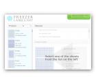 Blanko Etiketten Label 29 versch. Varianten zur Auswahl kostenlos und weltweiter Versand @freezerlabels.net