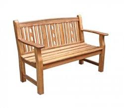 [event. Preisfehler] Dehner Gartenbank Bristol, 2-Sitzer, ca. 130 x 66 x 88.5 cm für 34,48 € [Idealo 268,32 €] @Amazon