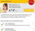 Gutschein über 9,95€ für SCHUFA PLUS Paket