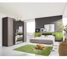 Komplett Schlafzimmer in Eichenfarben für 249,00 € statt 663,00 € mit Gutscheincode versandkostenfrei @XXXLShop