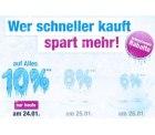 nur heute: 10% Rabatt mit Gutschein auf ALLES bei GartenXXL.de