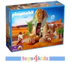 Playmobil bis ca. 53% reduziert z.b 4242 Sphinx mit Mumienversteck für 12,99€ [idealo 33,89€] Playmobil