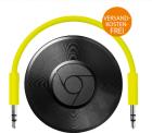 Saturn: GOOGLE Chromecast Audio für 30€ (PVG: 39€)