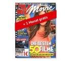 TV MOVIE statt für 57,20 € für nur 2,20 € + 1 Monat gratis @ TV MOVIE