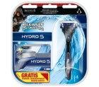 Wilkinson Sword Hydro 5 Vorteilspack, 5 Klingen plus Rasierer, Assassins Creed Edition für 7€ @Amazon
