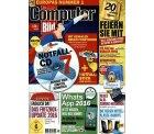 Zeitschriften-Club: Halbjahresabo (13 Ausgaben) Computer Bild mit DVD durch Gutscheincode für nur 15 Euro statt 65 Euro
