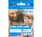 2x Lebara mobile Prepaid Karte mit je 3€ Startguthaben kostenlos bestellen @CamSeller