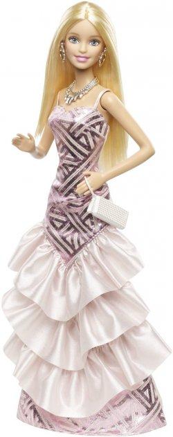 Amazon: Mattel Pink and Fabulous Barbie für nur 9,99 Euro statt 21,98 Euro bei Idealo