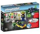 Amazon: Playmobil 5086 – Agentenlabor mit Flieger als Plus Produkt für nur 3,30 Euro statt 13,87 Euro bei Idealo