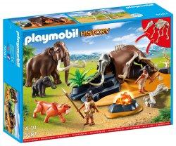Amazon: Playmobil 5087 – Steinzeitlager mit Feuer für nur 6,81 Euro statt 19,95 Euro bei Idealo