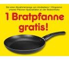 Bei Netto MD ab 22.02.16 GRATIS 24-cm Pfanne bei Kauf von 1kg Pfannenspezialitäten