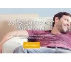 eBay: 20 Prozent Rabatt auf Möbel, Babymöbel und Gartenmöbel (kein Mindestbestellwert) mit Gutschein