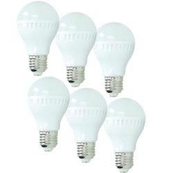 eBay: 6x 5W E27 LED Leuchtmittel warmweiß ECD  für 9,99 € inkl. Versand [ Idealo ca. 17,- € ]