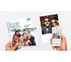 Echte Postkarte zum Valentinstag gratis: MyPostcard verschenkt gedruckte Liebesgrüße per Post