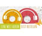EINE WELT-Album (2 CDs mit 25 Titeln) gratis herunterladen oder gratis als CD bestellen
