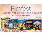 Filmfest bei Amazon: 1 Woche reduzierte Filme und Serien + 10 Euro Sofortrabatt