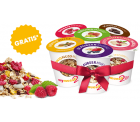 Gratis statt 9,90€ Mymuesli Probierpaket mit 6 Sorten bestellen @mymuesli