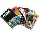 Jahres und Halbjahres Zeitschriften Abos für je 4,95 € z.B. Bild der Wissenschaft (12 Ausgaben/ 12 Monate) @ eBay