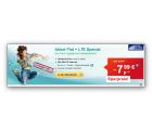 o2: Hellomobil Allnet Flat + 500MB LTE Internetflat bis zu 21,1 Mbit/s statt 9,99€ für nur 7,99€ mtl.