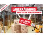 Plus.de: Lagerräumung mit 10 Prozent Rabatt durch Gutscheine für die nächsten 9 Tage