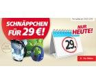 real.de: Schaltjahresangebot am 29.02.16 Ca. 80 Artikel reduziert auf 29€